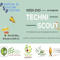 Week-end Techniscout Protestant