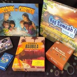 Jeux Bibliques